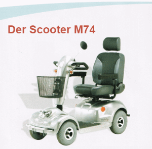 Scooter M74