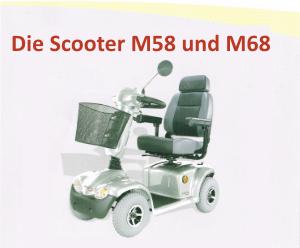 Die Sooter M58 und M68