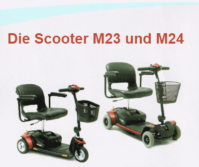 Scooter M23