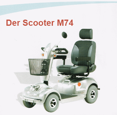 Scooter-M74