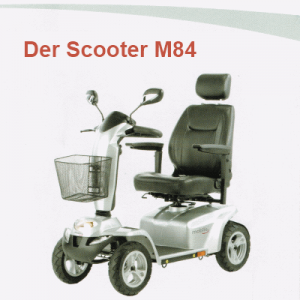 Scooter M84