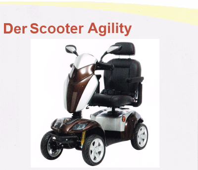 Scooter Agility