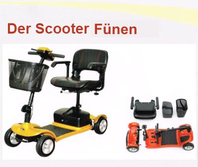 Scooter Fünen