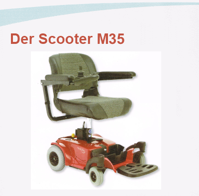Der Scooter M35