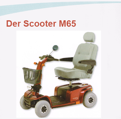 Scooter M65