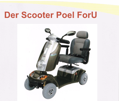 Scooter Poel ForU