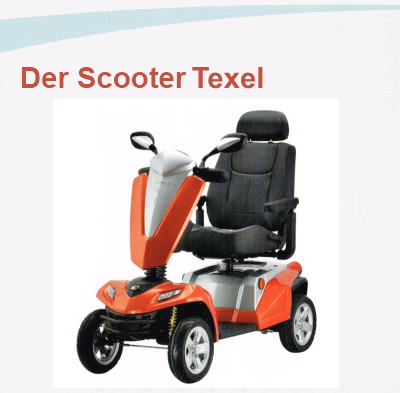 Scooter Texel